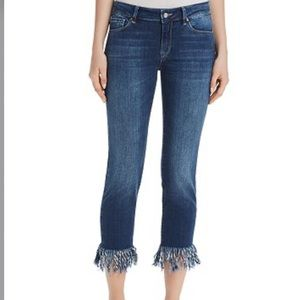 NWT Mavi Jeans Kerry ankle mid rise straight 29